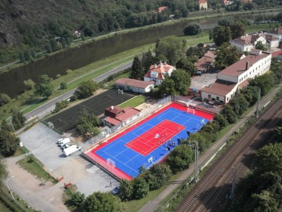 3G Surface for Football, All Weather Surface for Various Sports and Activies, Beach and Grass Volleyball Courts