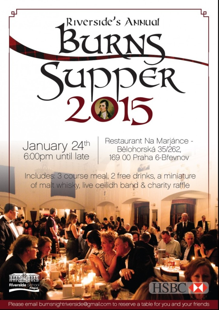 Burns Supper 2015