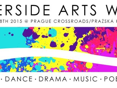 Arts week logo