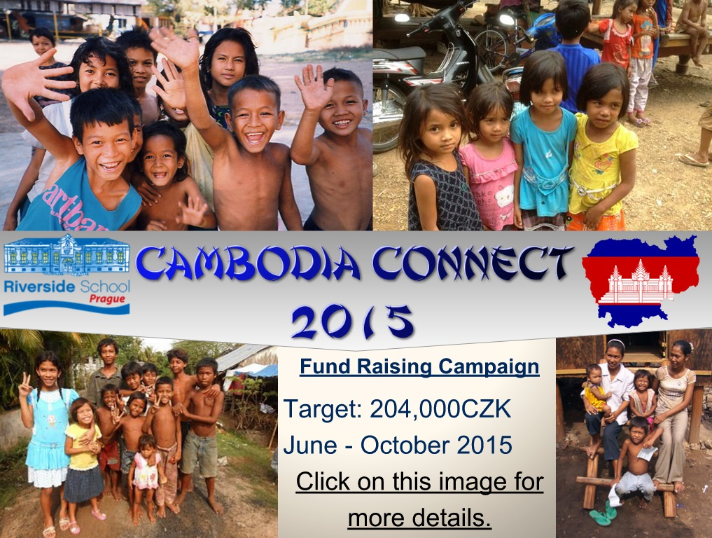 Cambodia Connect Fund Raising campaign link image