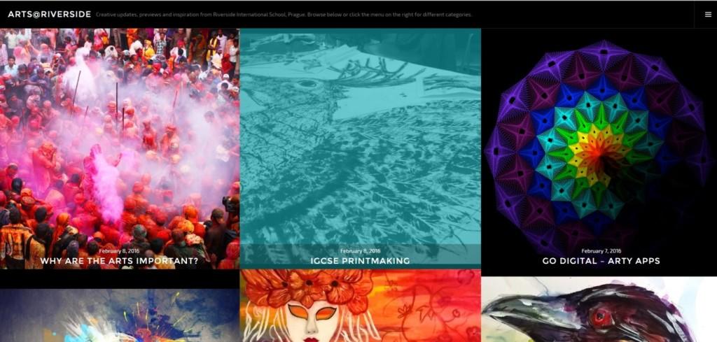 Arts web