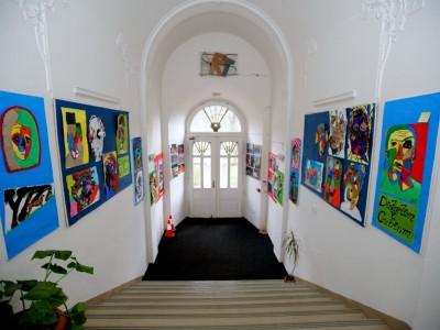 Junior High Entrance Hall