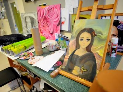 Senior High Art