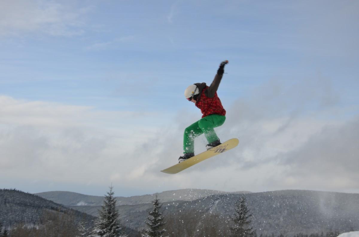 Riverside Ski Trip