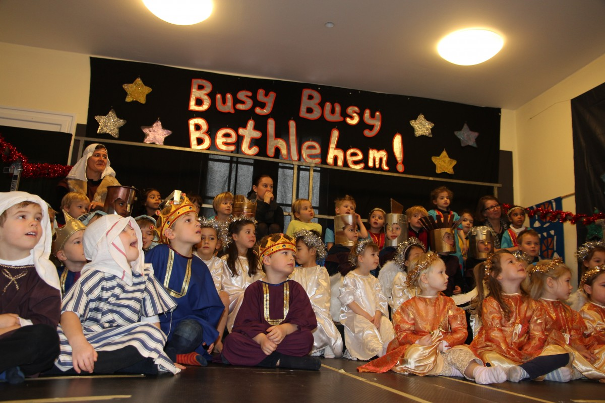 Early Years Christmas Concert