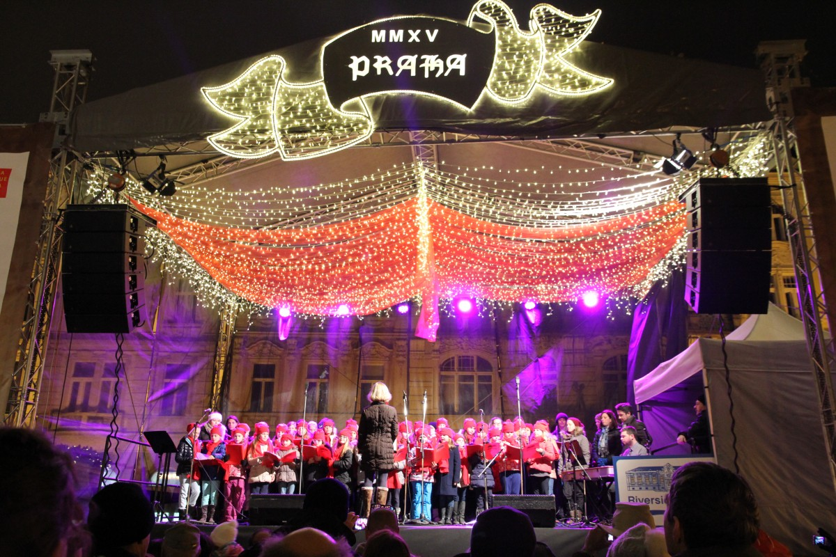 Christmas Concert - Old Town Square