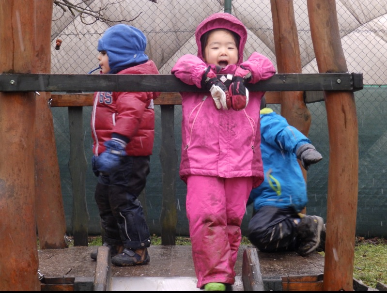 Early Years Assembly and Playtime