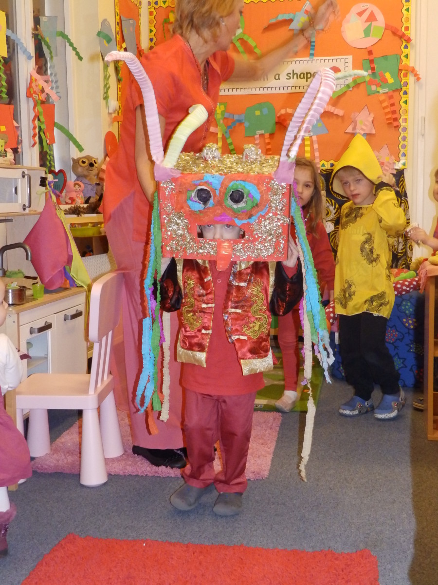 Chinese New Year in Early Years