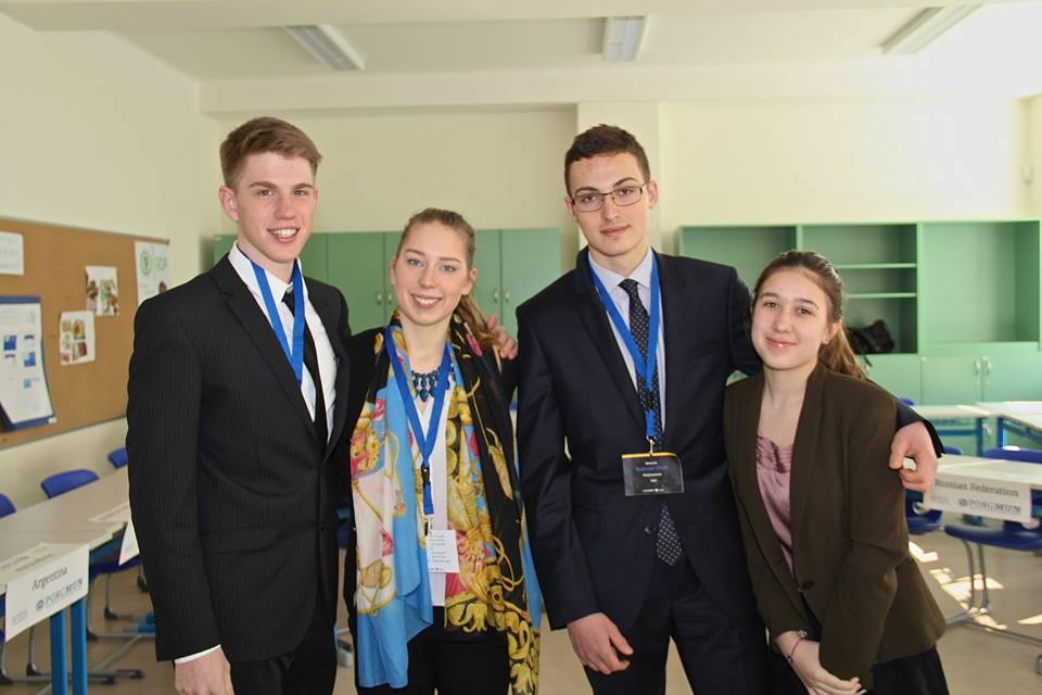 MUN Conference in Prague