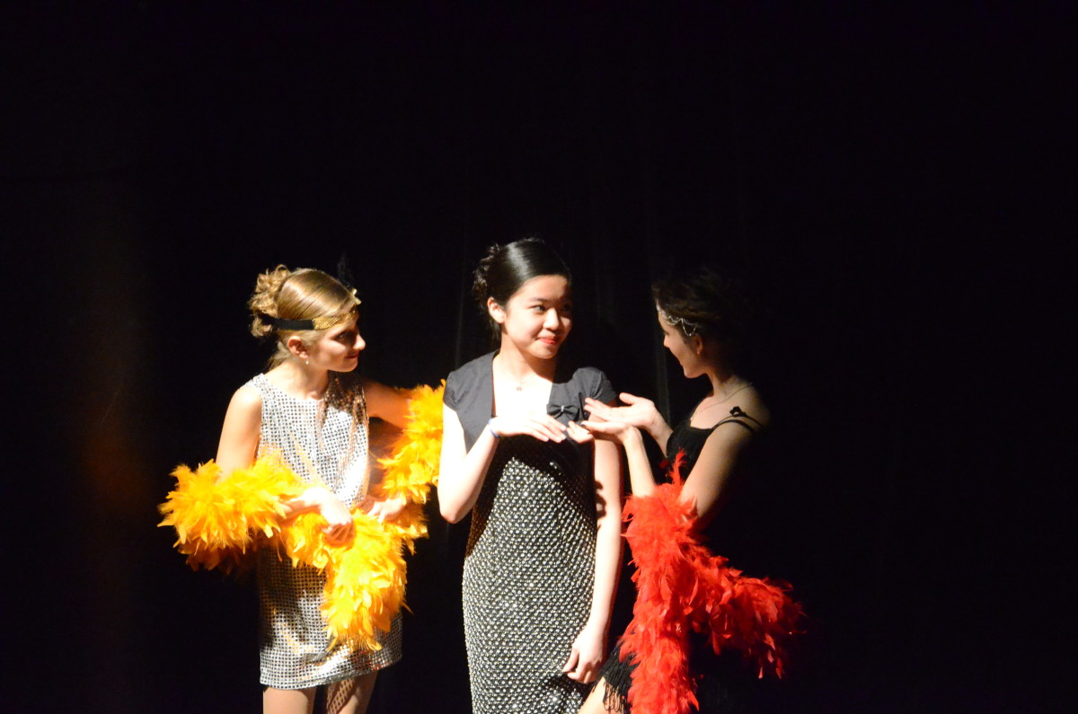 Junior High Theatre Performance BUGSY MALONE