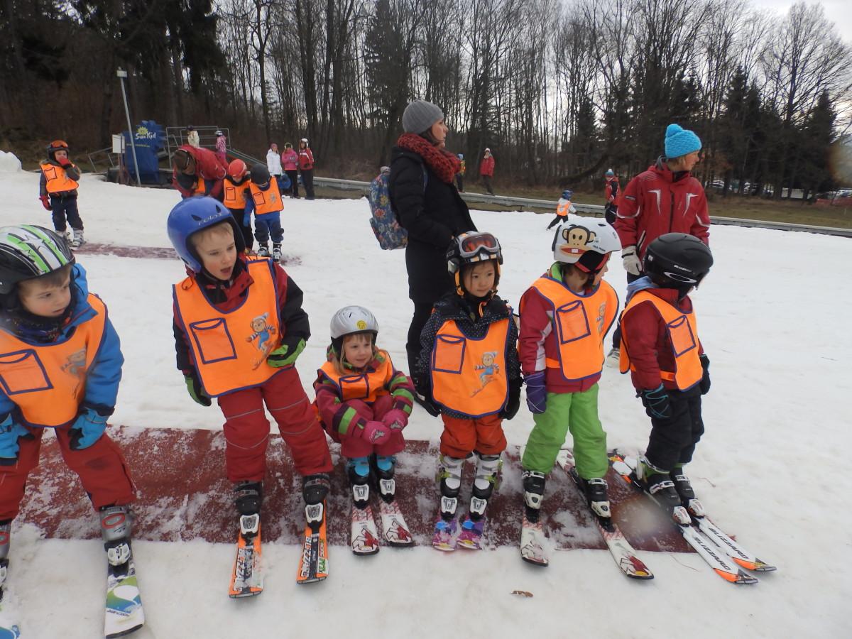 Early Years Ski Trip