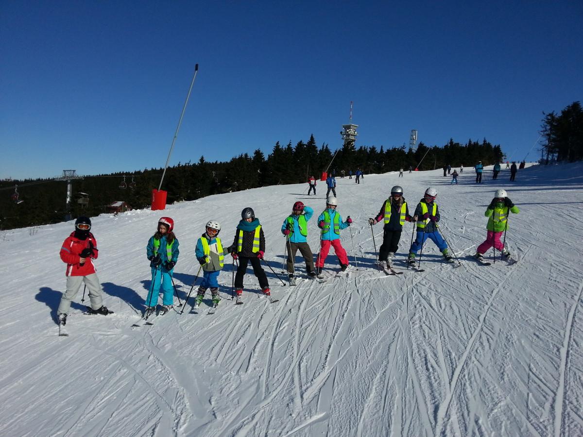 Primary Ski Trip