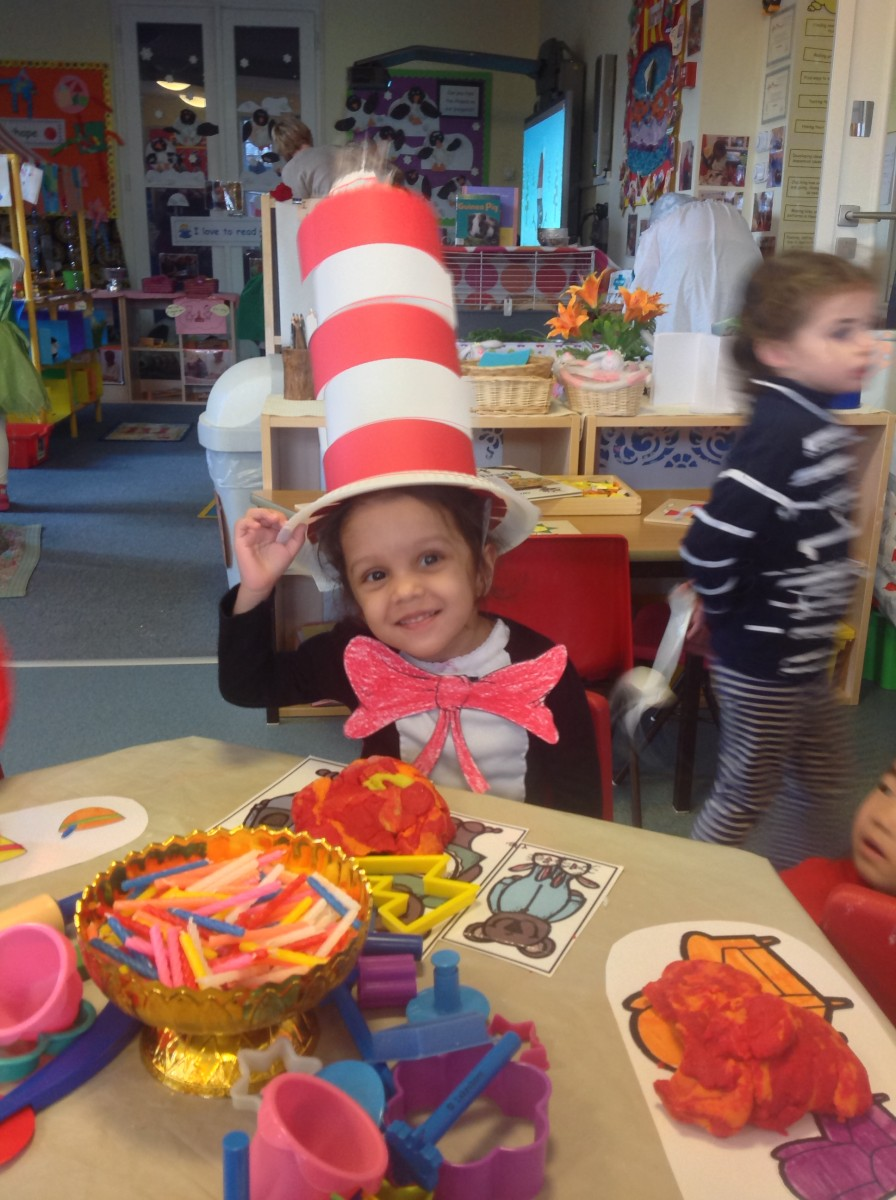 Book Week in Early Years