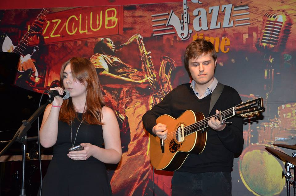 Benefit Concert for Eliška