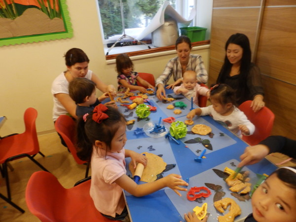 Toddler Classes in Early Years