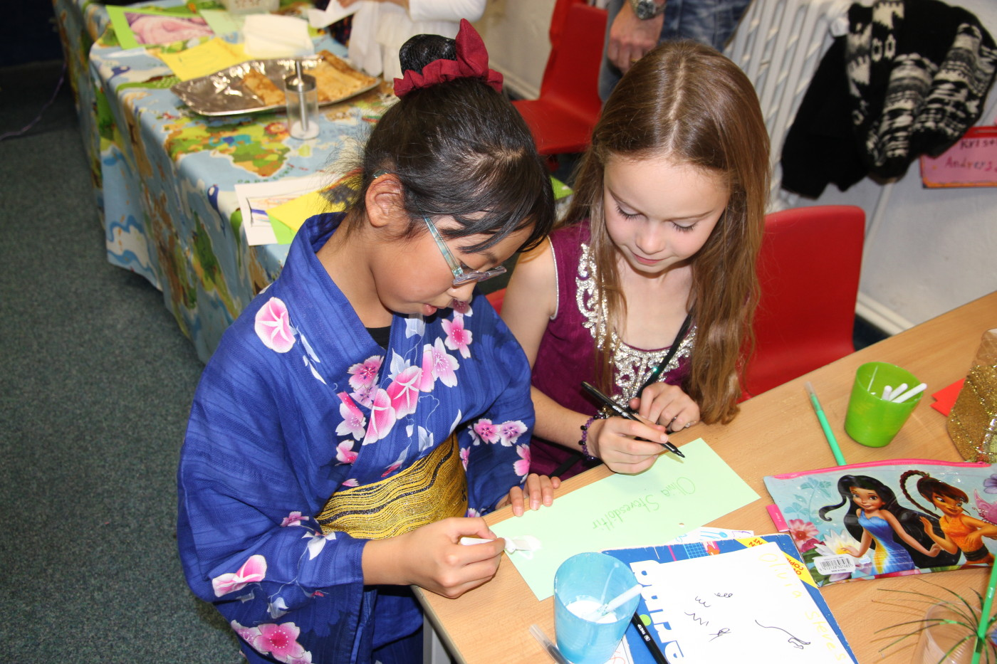 Culture Day at the Primary School