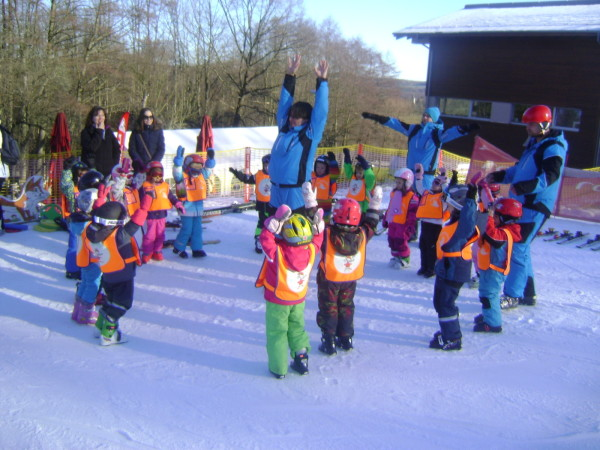 Early Years Ski Trip