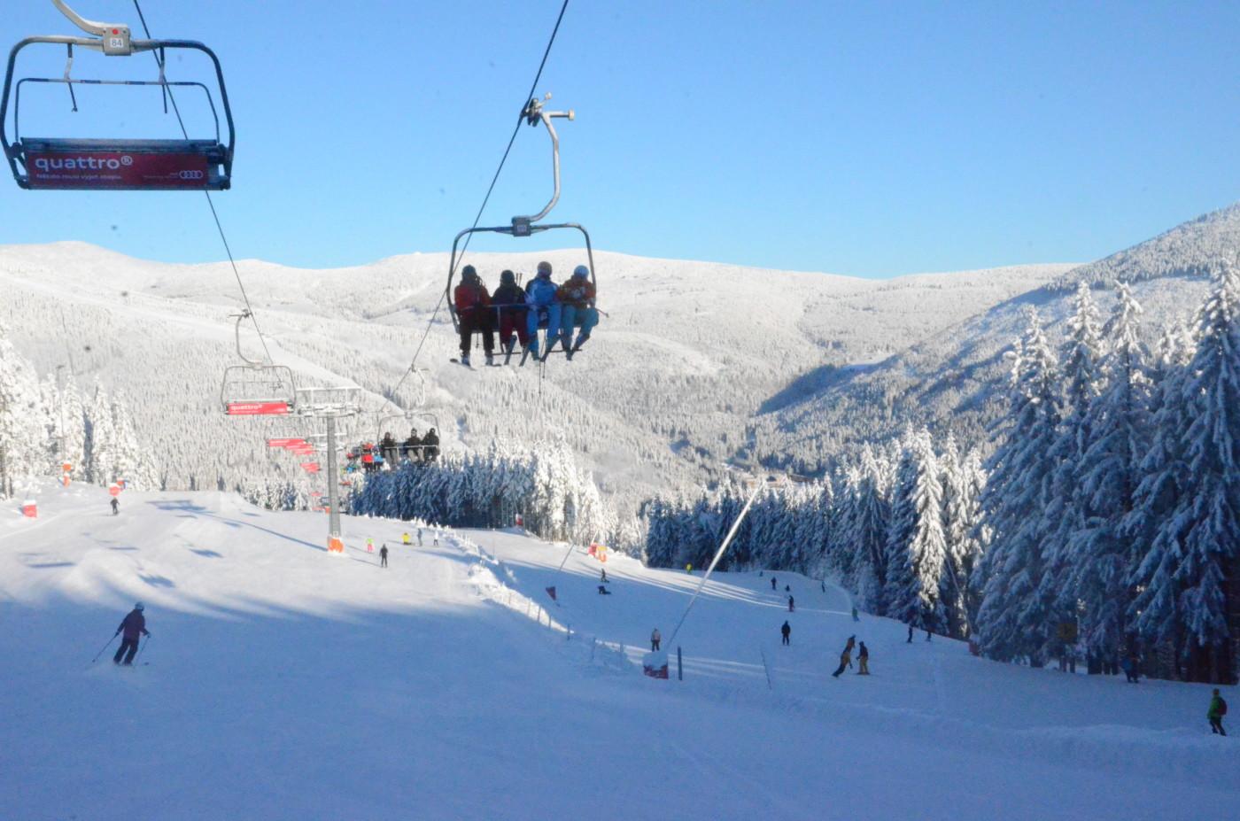 ski trip - junior and senior high