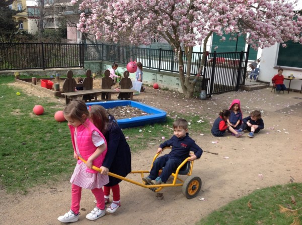 Spring in the Early Years