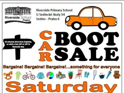 Car Boot Sale 2016