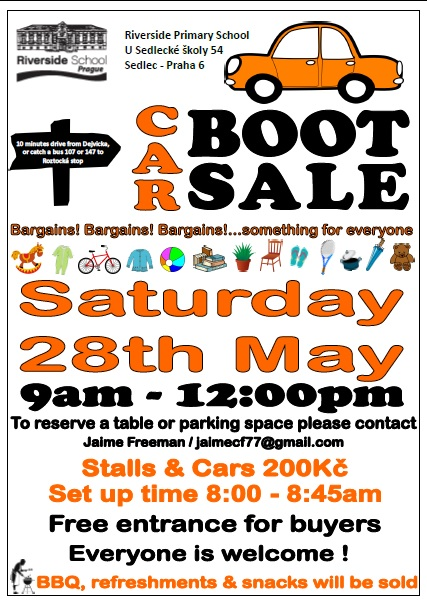 Car Boot Sale 2016