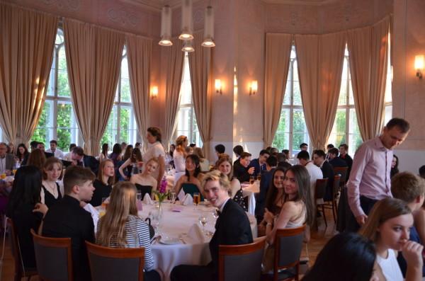 Senior High Spring Banquet