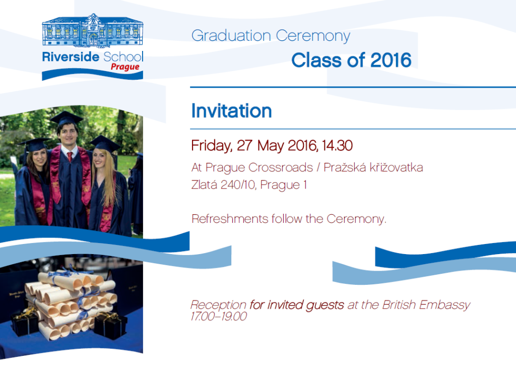 email graduation invite