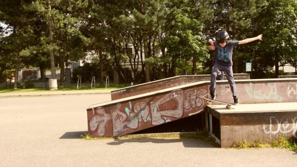 Primary School Skateboarding Club