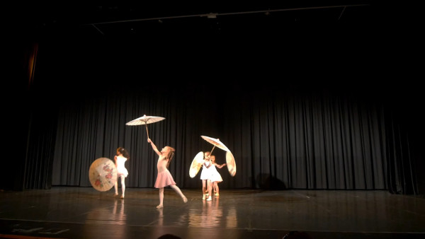 Primary Ballet Performance