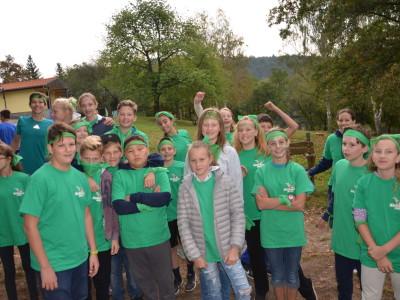 Junior High Camp - Riverside International School in Prague