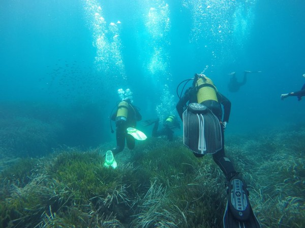 Spain Diving Trip