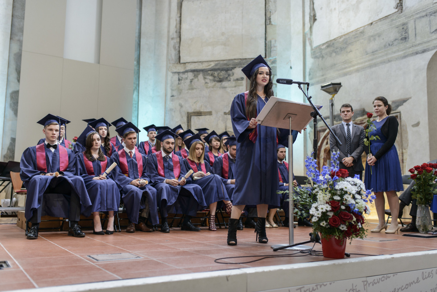 Graduation 2017 German International School Chicago: Riverside International School In Prague