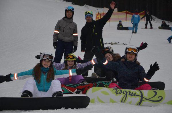 Junior and Senior High Ski Trip