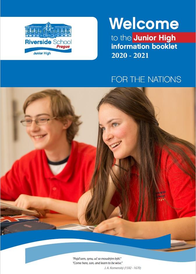 Junior High Information Booklet