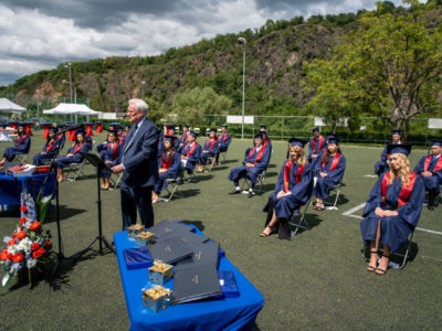 Photo for the article Graduation Ceremony May 2020